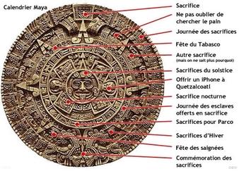 La Prophétie des Mayas