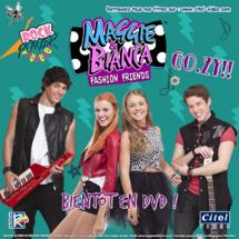 Promo pour Citel Vidéo Instagram - Création : Romu Magic - Maggie & Bianca - Rainbow Srl