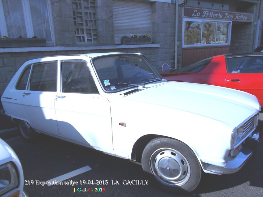 MATIONS LA GACILLY  EXPOSITION AUTOMOBILES  3/5    10/09/2015
