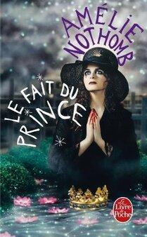 Le fait du prince de Amélie Nothomb