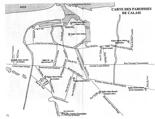 Eglises de Calais