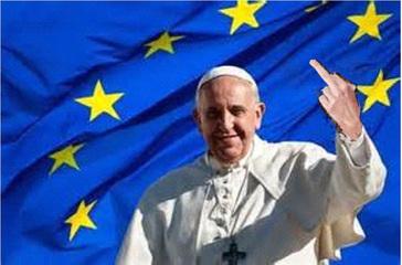 """La Libre Pensée contre """"l'Europe vaticane"""""""