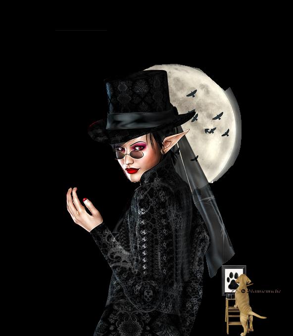 Gothique Halloween