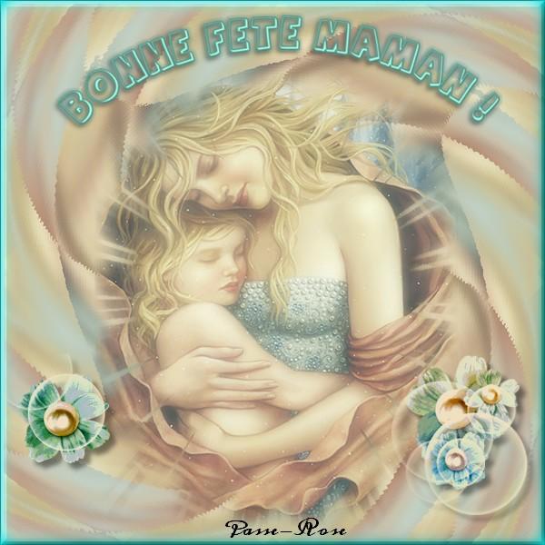 Bonne fête jolie maman !