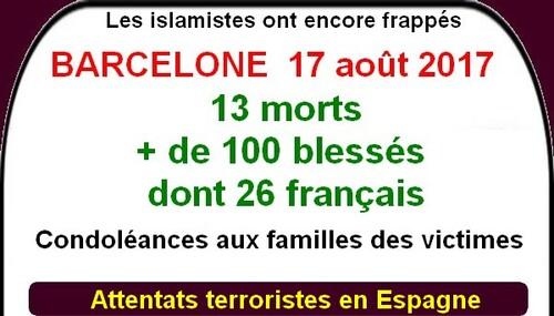 Terrorisme, médias et balivernes du vendredi..