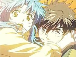 Sousuke & Chidori