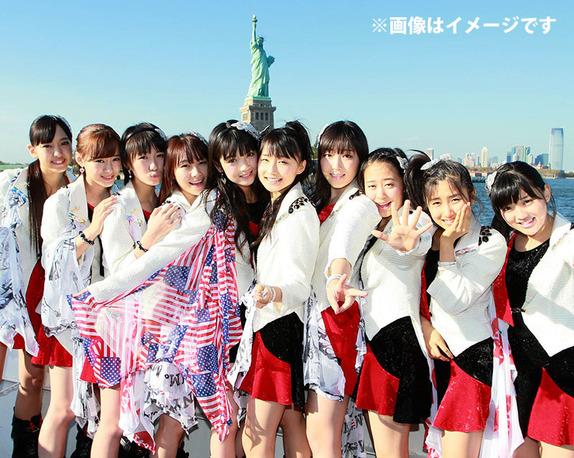 Morning Musume。'14 New York