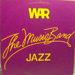 War - The Music Band Jazz - Complete LP