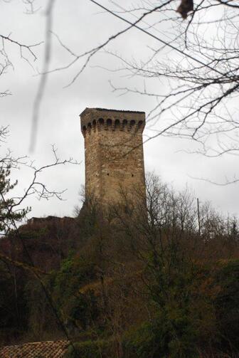 La Tour pentagonle