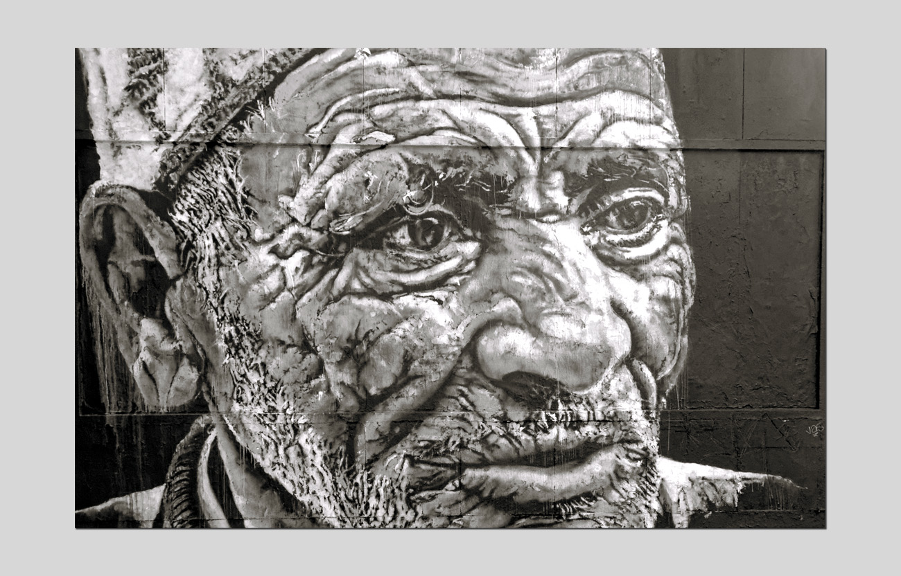 Art de rue  Artiste  Hendrick Beckrich