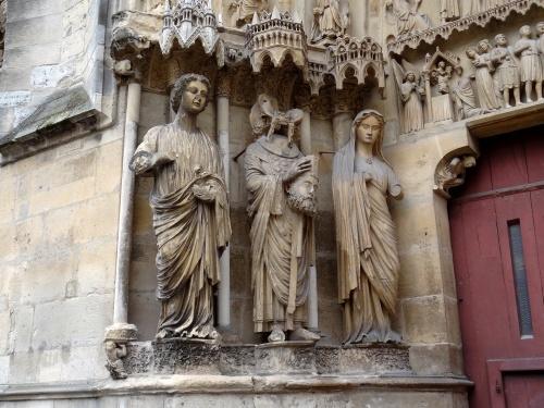 La cathédrale Notre Dame de Reims