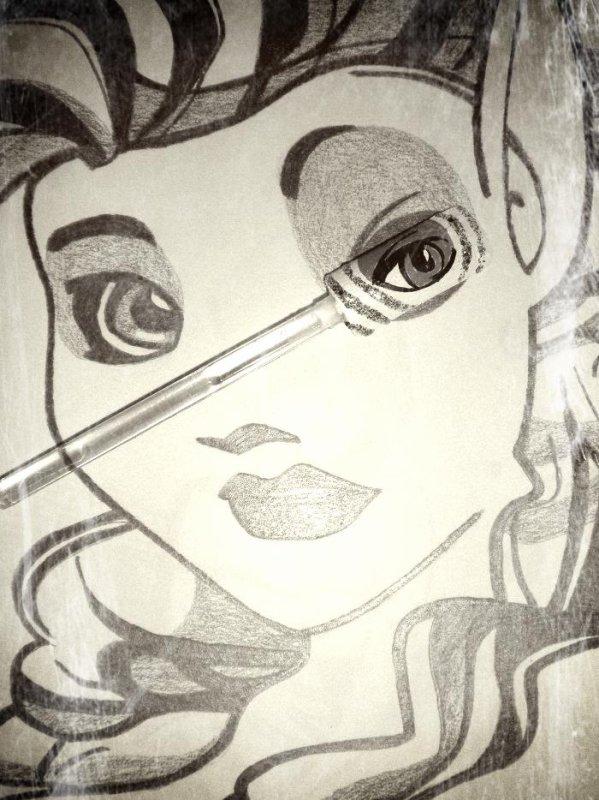 Jours 15: Dessin animé / 3D / Manga