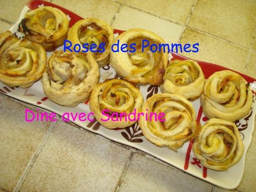 Des Roses des Pommes