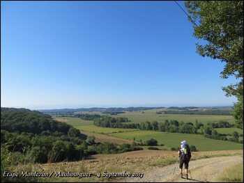 (J4) Monlezun / Maubourguet _ 4 septembre 2013 _ 24km
