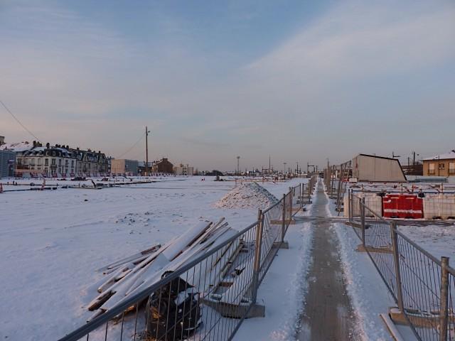 Le Centre Pompidou Metz chantier janvier 5 10 01 2010