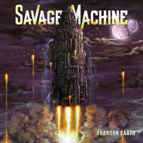 SAVAGE MACHINE - Les détails du premier album