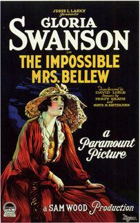"""Résultat de recherche d'images pour """"IMPOSSIBLE MISS BELLEW 1922 poster"""""""