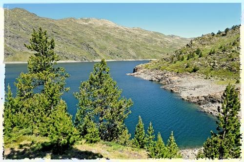 Lacs Frontaliers Franco-hispano Andorran