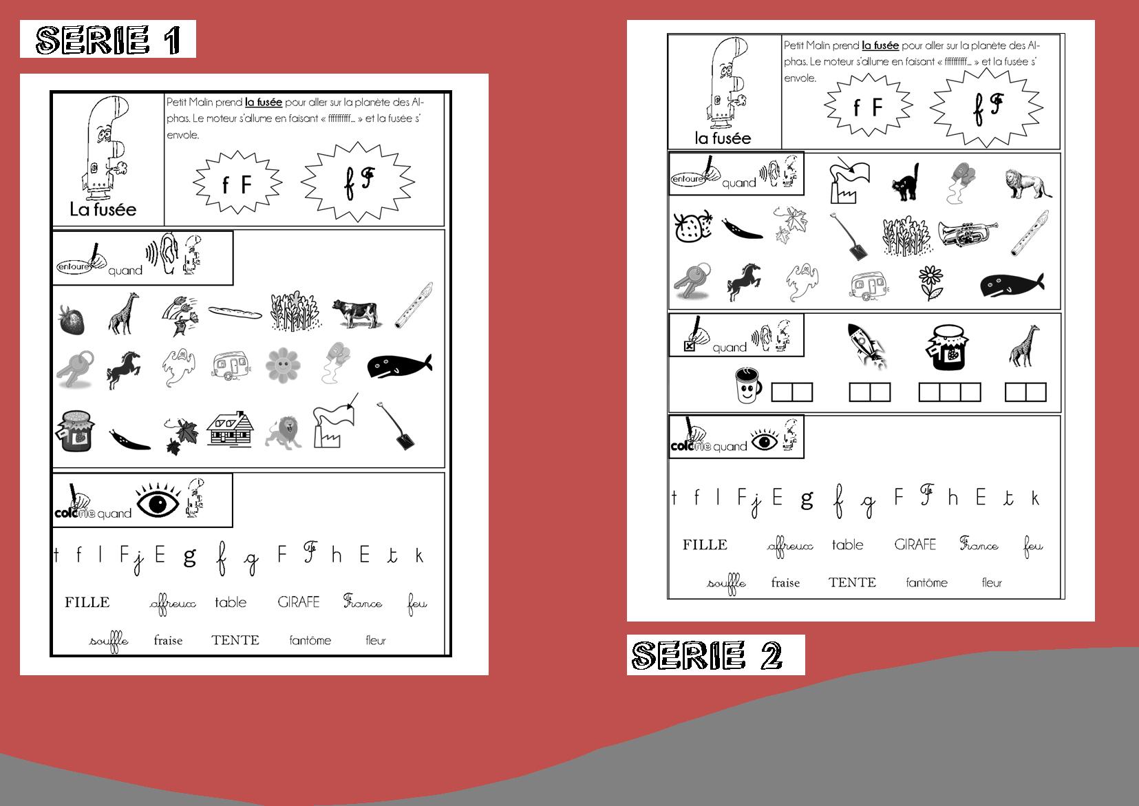 Bevorzugt Cahier d'écriture et de phonologie GS - Saperlipopette SZ77