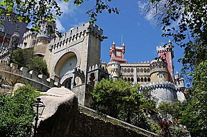 Portugal-Sintra-Palais-National-Da-Pena--2-