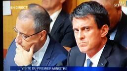 Un tour de Valls en Corse et, au retour, le 49.3