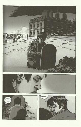 Ezéchiel de Robert Kirkman & Charlie Adlard - Walking dead, tome 19