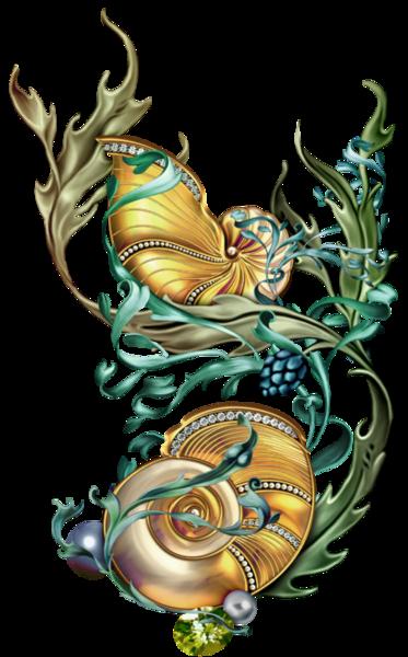 Sirène 1  tube de Alex Prihodko