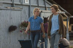 La Route sauvage (Lean on Pete) : Photo Charlie Plummer, Chloë Sevigny