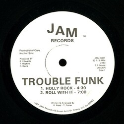 Trouble Funk - Holly Rock