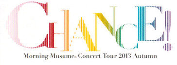 Logo Morning Musume concert tour chance