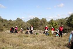 Week-end en Ardèche - Samedi 05/04/2014
