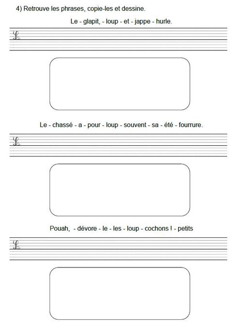 CP/CE1 : Segmenter en mots la phrase écrite