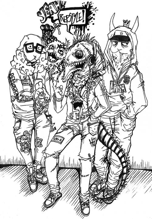 Reptile Street Wear