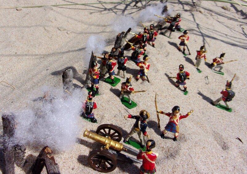 Aujourd'hui :¨Peronnarix et Fulgence de Jakoberabie, héros du désert, et nouvelle fermeture des guerres non essentielles.
