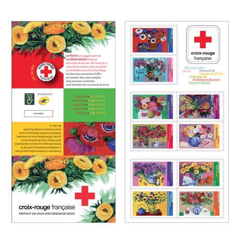 Carnet Croix Rouge