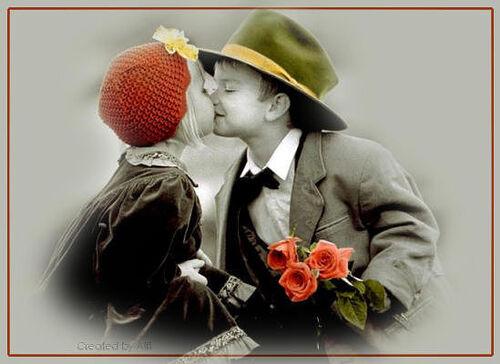 Premier baisers