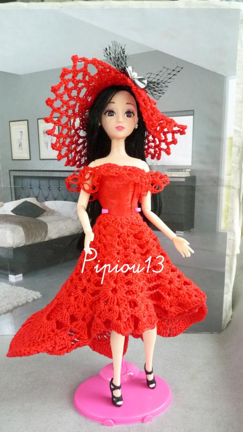 Barbie: la robe de Lio