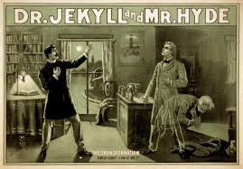 Robert Louis Stevenson - Dr Jekyll et Mr Hyde - R-U
