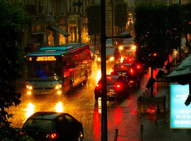 Des orages sont attendus tout le week-end en Normandie (photo d'illustration ©JB/Normandie-actu)