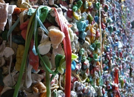 gum wall Seattle 3