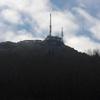 Regard vers le sommet de La Rhune