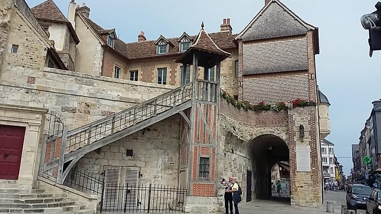 Normandie - jour 2 - Honfleur