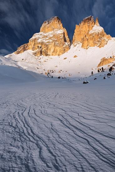 Les reliefs des Alpes, magnifiés ...