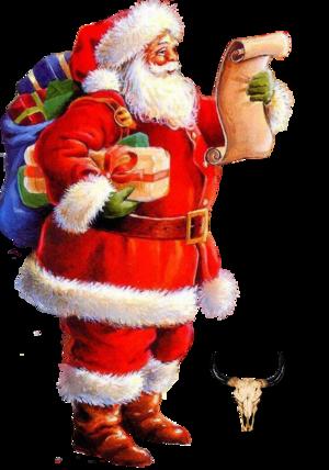 Tube Liste du Père Noël
