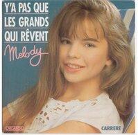 La chanteuse MELODY