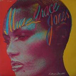 Grace Jones - Muse - Complete LP