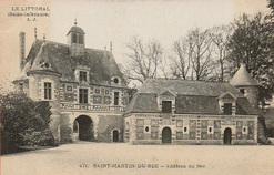 LES REMPARTS DU BEC CRESPIN (Seine-Maritime)