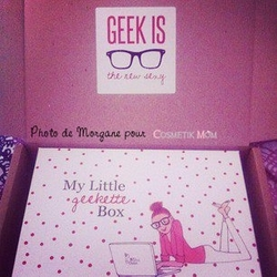 My Little Geekette Box (Mars) : Spoiler Direct Live
