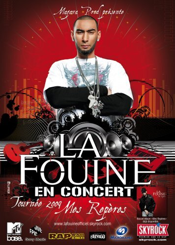 MA TOURNEE 2009