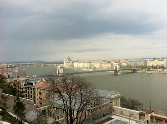 Welcome in Budapest